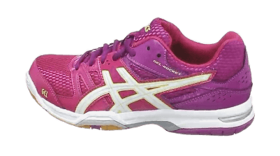 Asics GEL-ROCKET 7 Damen im Test