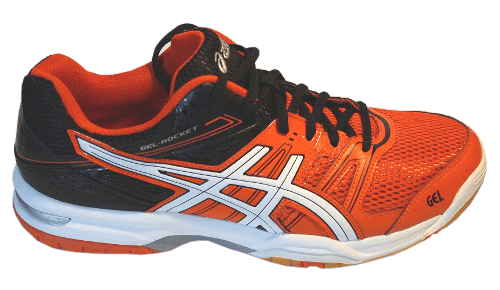 Asics GEL-ROCKET 7 im Test